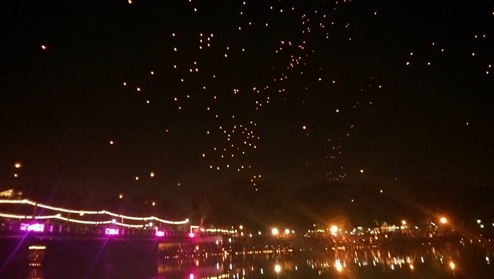 The Bucket List Guide to the Thailand Lantern Festival - The Bucket List Project