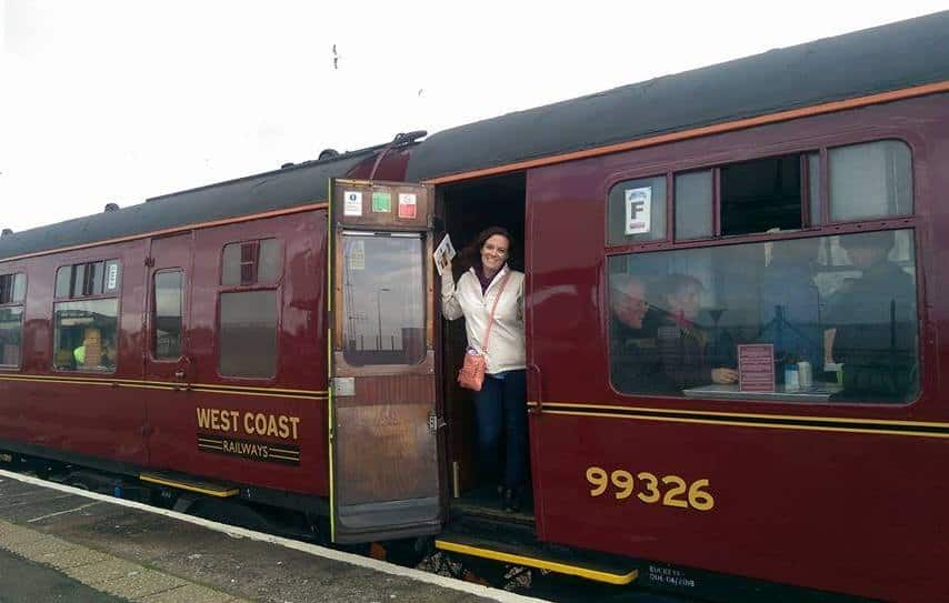 Adventures on the Real Hogwarts Express - The Bucket List Project