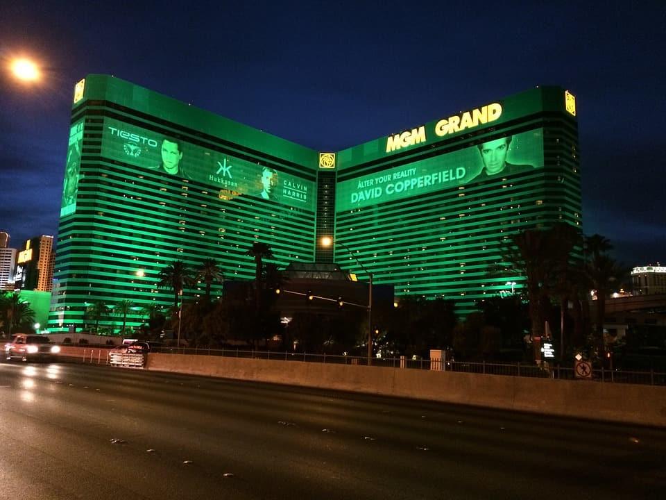 Berühmte Magier Las Vegas
