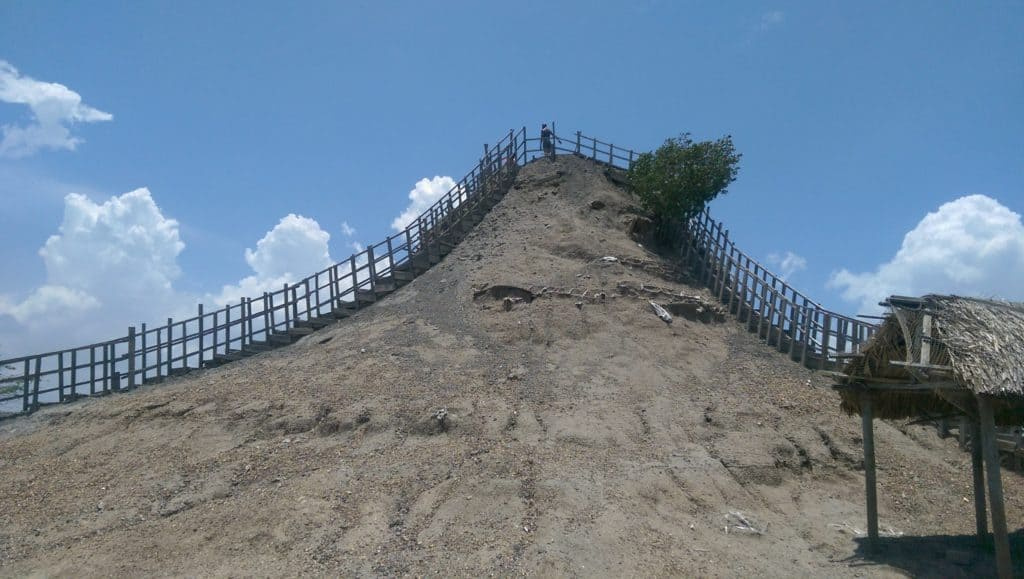 The Totumo Mud Volcano - A Bucket List Adventure - The Bucket List Project