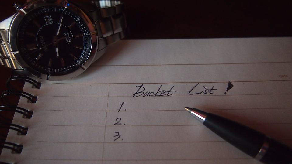 Bucket List Ideas To Help Get The Most Out Of Yours